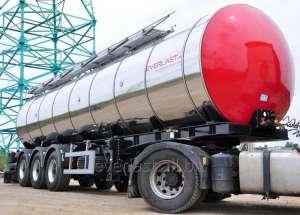 Автоцистерна доставка наливного груза - изображение 1