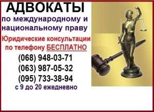 Адвокат Запорожье. Адвокат по недвижимости и земельному праву - изображение 1