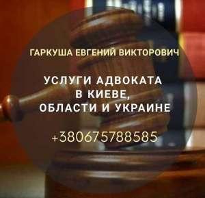 Адвокат Київ. Послуги адвоката Київ. - изображение 1