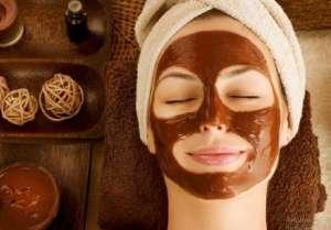 Альгинатная маска с какао для лица - изображение 1
