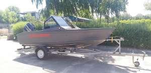 Алюминиевая лодка POWERBOAT 470 - изображение 1