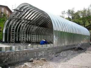Ангары под производственные помещения - изображение 1