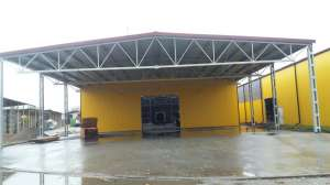 Ангар будівництво Ужгород. Металоконструкції від виробника - изображение 1