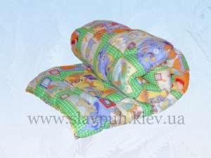 Антиаллергенное одеяло детское. - изображение 1