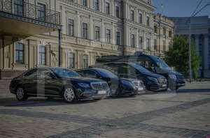 Аренда Авто в Киеве c Водителем или Без - Бизнес, Премиум, Внедорожники - изображение 1