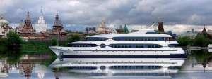 аренда яхт в москве - изображение 1