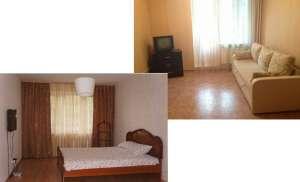 Арендовать квартиру в Киеве. Сдам посуточно квартиру с мебелью, район ЖД вокзала - изображение 1