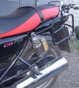 Багажники, боковые рамки, дуги безопасности на мотоцикл. - изображение 1