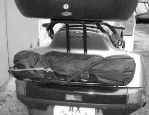 Багажники, защитные дуги, боковые рамки на мотоцикл. - изображение 1
