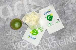Белый пакет для производителей молочной продукции - изображение 1
