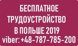 Бесплатные вакансии для мужчин в Польше. WorkBalance. - изображение 1