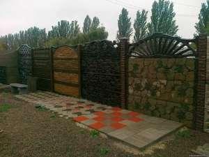 Бетонні паркани та тротуарна плитка у Вінниці - изображение 1