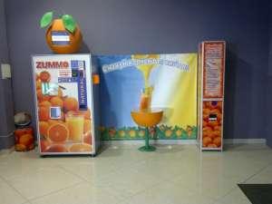 Бизнес 2 в 1: вендинговые фреш автоматы и производство цукатов - изображение 1