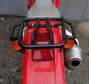 Боковые рамки, багажные системы, дуги безопасности для мотоциклов. - изображение 1