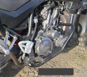 Боковые рамки, защитные дуги для мотоциклов - изображение 1