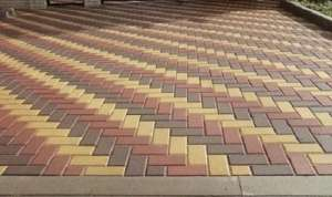 Бруківка. Тротуарна плитка від виробника. - изображение 1