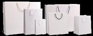 Бумажная упаковка. Пакеты из крафта. Типография в Киеве. - изображение 1