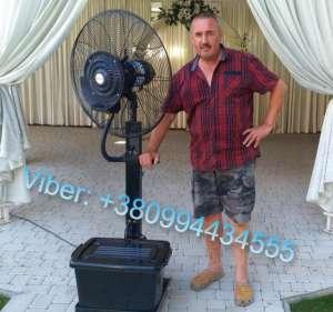 Вентилятор с эффектом туманообразования - изображение 1