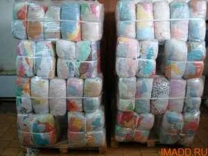 Ветошь оптом: обтирочные материалы, обтирочная ветошь, секонд-хенд. Продажа в Украине - изображение 1