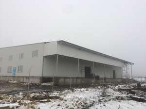 Виробничі приміщення із металоконструкцій Ратно - изображение 1