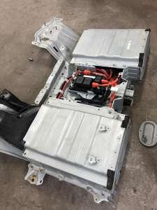 Высоковольтная батарея элементы ячейки ВВБ Toyota Lexus - изображение 1