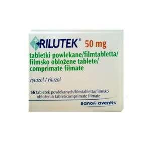 В продаже имеется Rilutek /рилутек низкая цена - изображение 1