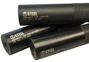 Глушитель Steel Gen 2 .308 .223 7.62 5.45 - изображение 1