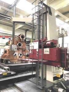 Горизонтально-расточные станки с подвижной колонной ФРОРИЕП БФТ 150 - изображение 1