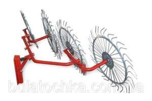 Грабли ворошилки для мотоблока цена 4370 грн - изображение 1