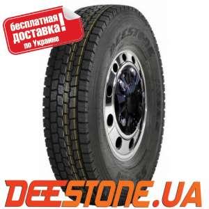 ГРУЗОВЫЕ шины 295/80R22.5 DEESTONE SS431 150/147L (Таиланд) универсальная / рулевая - изображение 1