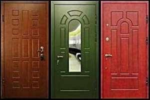Двери металлические с отделкой, ворота, решетки и др. - изображение 1