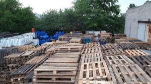 Деревянные тара (поддоны) - узнать цены, купить оптом - изображение 1