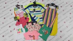 Детская одежда весна/лето из Англии! СТОК ОПТ - изображение 1