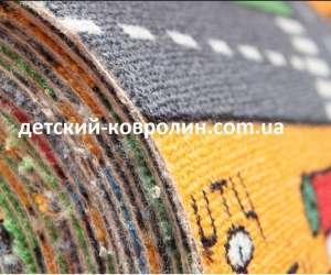 Дитячий килим дорога City Life. Доставка по Україні - изображение 1