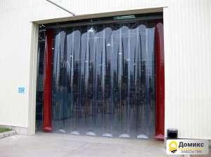 Завесы ПВХ для склада - сэкономьте 60% Ваших денег на энергосбережении! - изображение 1