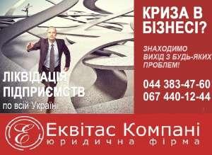 Закриття ТОВ за 1 день. Повна ліквідація ТОВ швидко Дніпро. - изображение 1