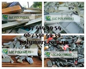 Закупаем отходы пластмасс: дробленный полистирол УПМ, полипропилен (ПП) лом ПС - изображение 1
