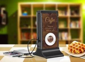 Зарядки для кафе, ресторанов - power bank menu - изображение 1
