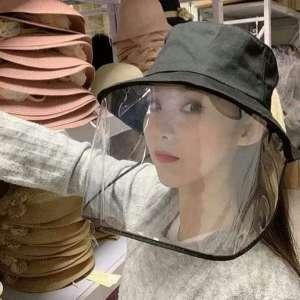 Защитная шляпа для лица - изображение 1