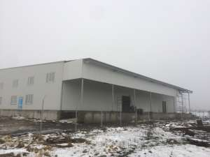 Здание из металлоконструкций Шацк. - изображение 1
