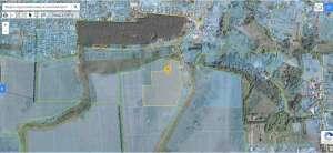 Знамените село Хлепча як на долоні. Ліс, Річка - изображение 1