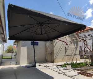 Зонты для кафе и террасScolaro. Летние зонты для сада - изображение 1