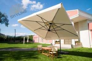 Зонты для кафе. Летние зонты. Уличные зонты Scolaro - изображение 1
