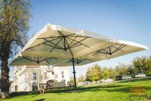 Зонты итальянской фирмы Scolaro от 3х3 до 8х8 - изображение 1