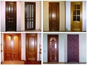 Изготовим деревянные двери любой сложности. - изображение 1