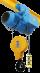 Канатные электрические тали купить Днепр. Купить тельфер Днепр - изображение 1