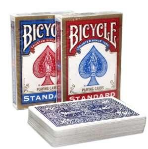 Карты игральные Bicycle Standard - оригинал из США - изображение 1