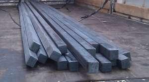 Квадрат сталевий ГОСТ. - изображение 1
