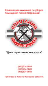 Клининг загородных домов от КлинингСервисез, Святопетровское - изображение 1
