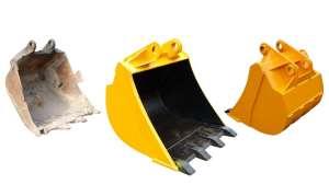 Ковши для экскаваторов. Выполним ремонт, а также изготовим под заказ ковши для экскаваторов - изображение 1